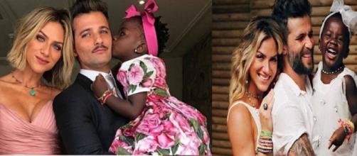 Titi, a filha de Bruno Gagliasso e Giovanna Ewbank, foi alvo da socialite