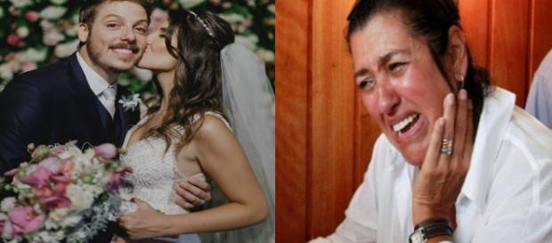Casamento teve mais de 500 convidados - Fotos: Reprodução