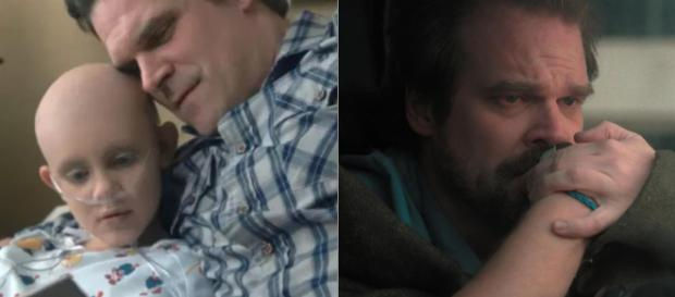 """David Harbour reprises his role as Chief Jim Hopper in """"Stranger Things 2."""" Image Credit: Own work"""