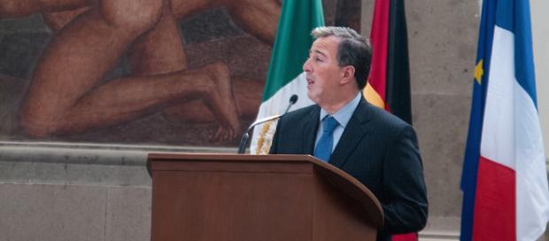 El ex ministro José Antonio Meade