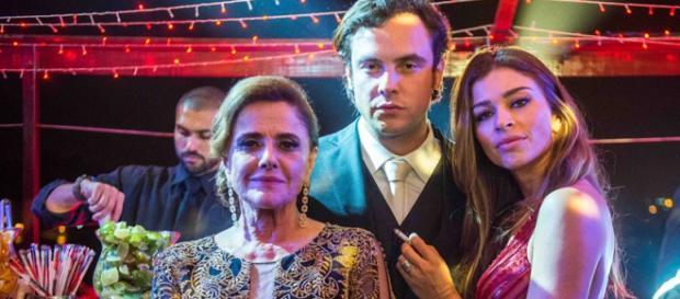 O Outro Lado do Paraíso: Gael tem reação violenta ao descobrir trama de sua mãe e sua irmã contra Clara