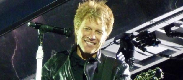 Rocker Jon Bon Jovi is popular with female fans across the globe. [Photo Credit: Flickr.]