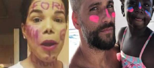 Socialite diz não ter medo de processo e nem do povo brasileiro