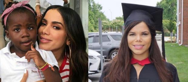 Socialite que ofendeu Titi e Anitta perde a conta no Instagram