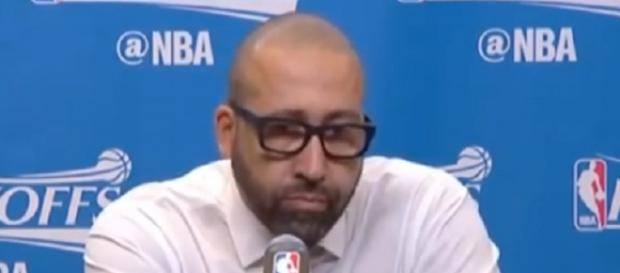 The Grizzlies fired David Fizdale after a 7-12 record. [Image Credit: TheSportsDude/YouTube]