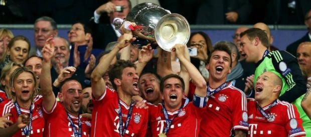 Wer kann die Bayern auf dem Weg zum CL-Titel aufhalten? (Quelle: bild.de)