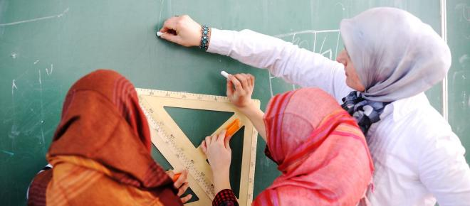 Girls wearing the Hijab in primary school to be questioned
