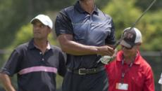 Tiger Woods on the comeback trail