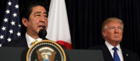 Abe: North Korea Medium-Range Missile Launch 'Absolutely Intolerable' - voanews.com