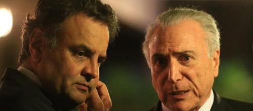 Aécio até que tentou, mas PSDB desembarcará