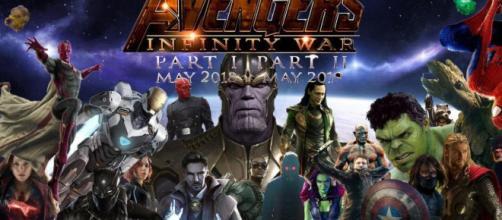 Avengers: Infinity war, rilasciato il trailer