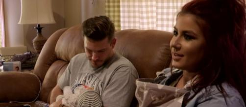 Chelsea Houska appears on 'Teen Mom 2.' - [Photo via MTV/YouTube]