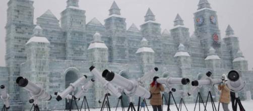 Cina: le spettacolari sculture di ghiaccio per il festival di ... - blogspot.com