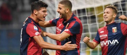 Genoa 2-3 Lazio: un errore condanna il Genoa alla terza sconfitta ... - buoncalcioatutti.it