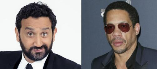 Gros clash entre Cyril Hanouna et Joey Starr - melty.fr