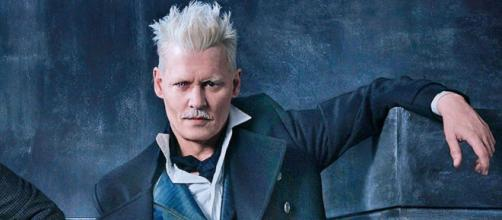 "Johnny Depp è Gellert Grindelwald in ""Animali Fantastici"""