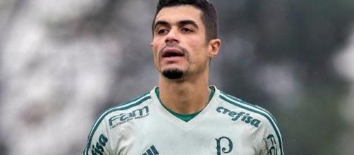 Lateral-esquerdo atuou pelo Verdão na temporada passada