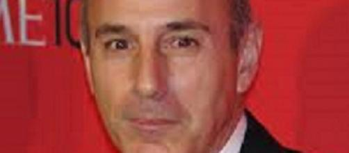 Matt Lauer fired after sexual harassment claims. - [Photo Credit: David Shankbone from Wikimedia Commons]