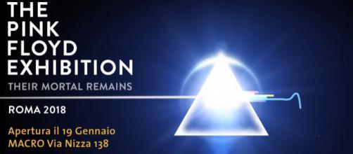 Pink Floyd, 'Their Mortal Remains' al Macro di Roma, a Testaccio in via Nizza dal 19 gennaio al 1° luglio 2018
