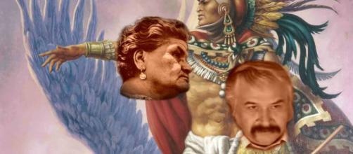 """Relatos Sagrados: Encuentro con """"El Hermanito"""" Cuauhtemoc - blogspot.com"""