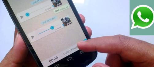 Whatsapp, l'ultima novità delle note audio
