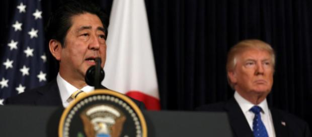 Abe: North Korea Medium-Range Missile Launch 'Absolutely Intolerable' - voanews.com