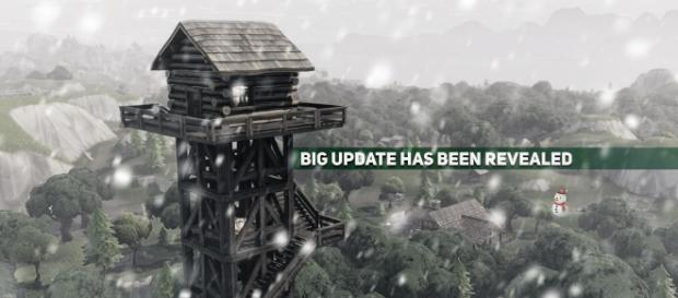 "Another big ""Fortnite"" Battle Royale update is coming our way! Image Credit: Own work"