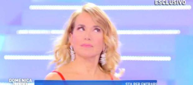 Barbara D'Urso contro Cecilia Rodriguez