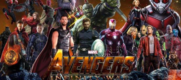 "Der erste Einblick in Marvels ""Avengers: Infinity War"" (Quelle: quirkybyte.com)"