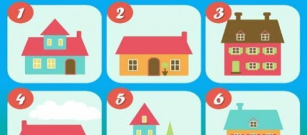 Escolha uma casa e veja o que revela sobre você.