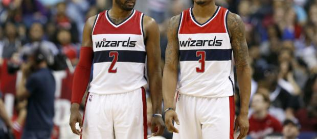 John Wall and Bradley Beal promise that they actually like each ... - usatoday.com