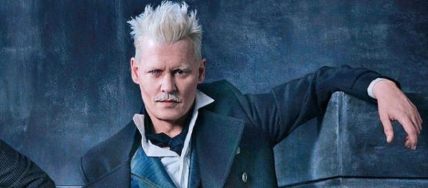 "Johnny Depp è Gellert Grindelwald in ""Animali Fantastici"""