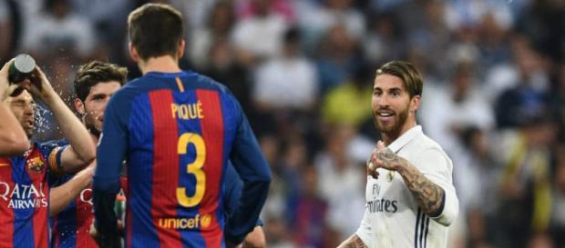 Piqué desafía a Florentino y desata una guerra Madrid-Barça
