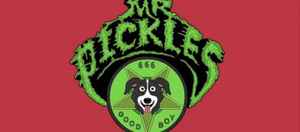 Mr. Pickles es una serie animada que se surge en 2014
