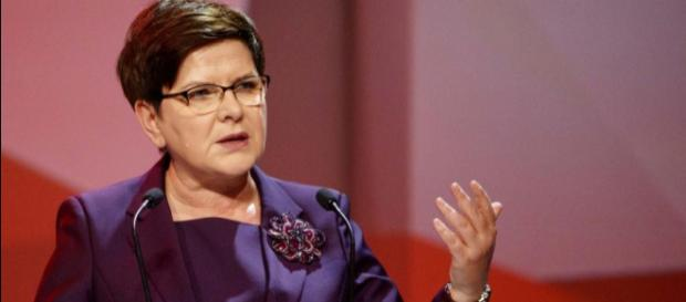 Premier Szydło w obronie Marszu Niepodległości (fot. dziennik.pl)