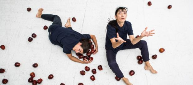 The performance explores the reality of memory loss through dance. (Image via Maria Baranova, used with permission.)