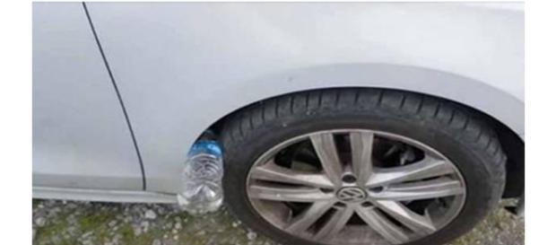 Tome muito cuidado se você encontrar isso em seu carro