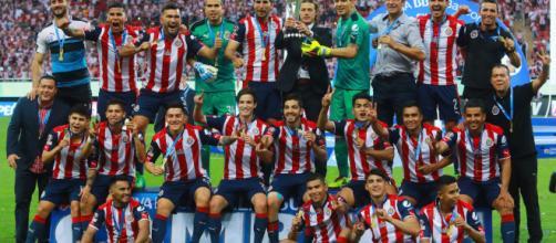 Chivas Campeón contra tigres en mayo del 2017
