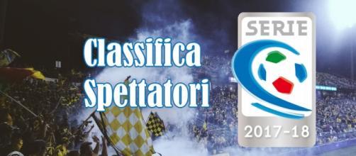 Classifica Generale media spettatori in Serie C - foto pexels.com, License CC0 (modified)