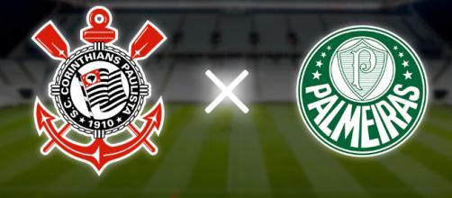 Corinthians x Palmeiras: ao vivo na TV e internet