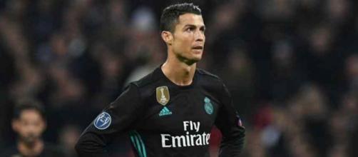 Cristiano Ronaldo não está feliz com seu time