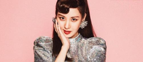 Girls' Generation 'Holiday Night' Seohyun teaser (Image Credit: GirlsGeneration/Twitter)