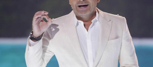 Jorge Javier Vázquez presentador de telecinco