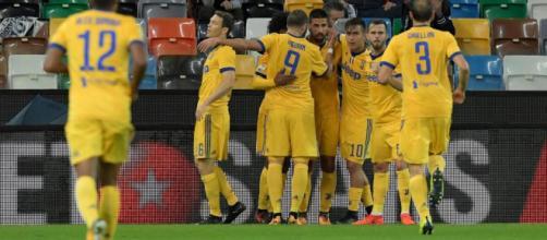 Juventus, pronto turnover per la gara contro il Benevento