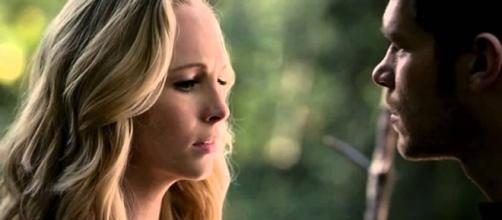 Klaus e Caroline terão um final feliz? (Reprodução: Cw)