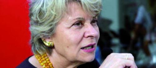 La scrittrice Sveva Casati Modignani