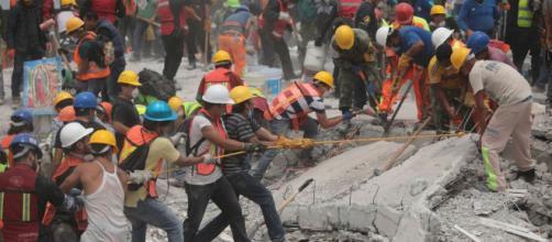 México: el sismo de magnitud 7.1 del 19 de septiembre en imágenes ... - televisa.com