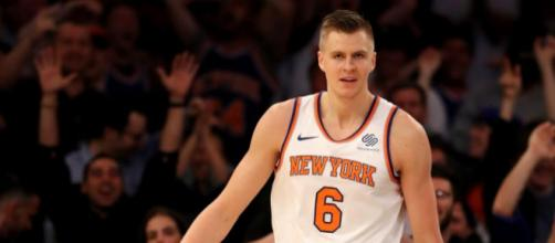New York Knicks News: Kristaps Porzingis Emerges As Superstar ... - ibtimes.com