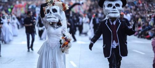 Ofrendas y catrinas: así celebra México el Día de Muertos - animalpolitico.com