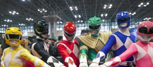 'Power Rangers' Their legacy and success [Photo Credit: Liz Swezey/Flickr]